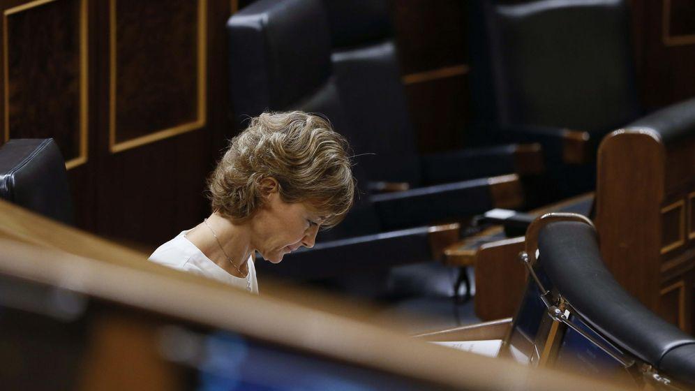 Foto: La ministra de Agricultura, Pesca y Alimentación, Isabel García Tejerina (EFE)