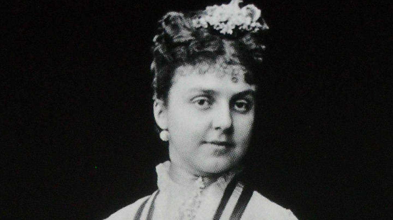 Una imagen de archivo de María de las Mercedes.