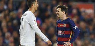 Post de Messi pide al Barcelona ganar 1 euro más que Cristiano Ronaldo