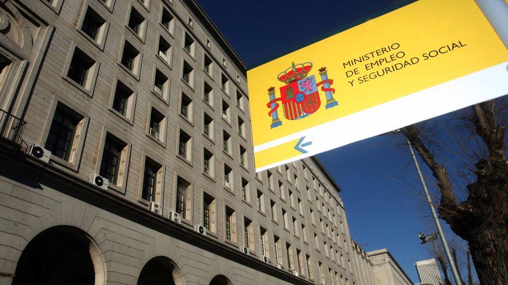 Foto: Sede del Ministerio de Empleo en Madrid. (MInisterio de Empleo)