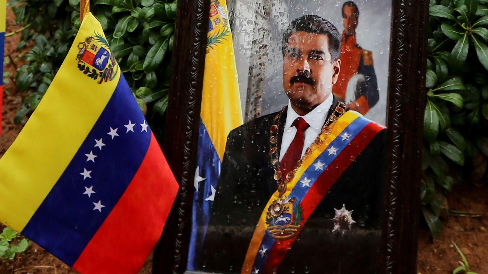 Foto: El presidente de Venezuela, Nicolas Maduro. (Reuters)