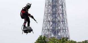 Post de El futuro ya está aquí: Francia sorprende al mundo entero con su 'soldado volador'