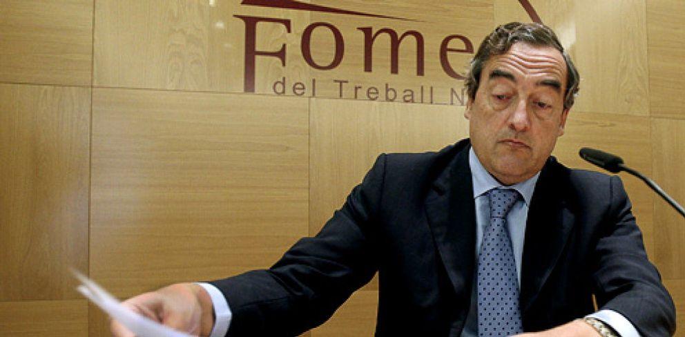 Rosell renueva al frente de la patronal catalana y se refuerza para optar a presidir la CEOE