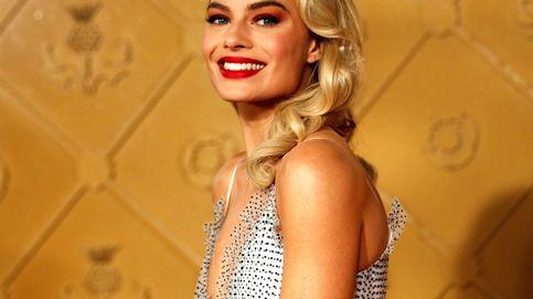 El rojo también es para los ojos y si no, mira a Margot Robbie