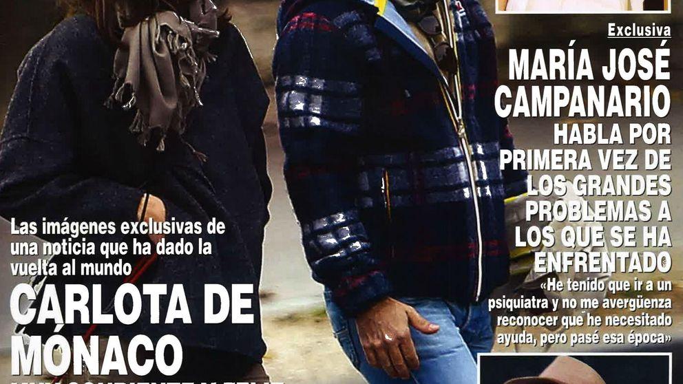 Kiosco Rosa: Campanario ofrece su primera exclusiva y Rosa Benito desmiente su noviazgo