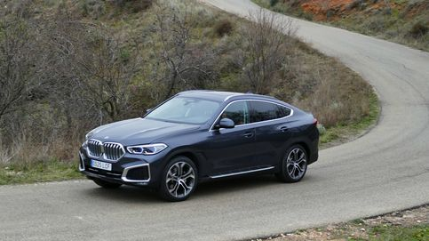 BMW X6, precursor del todocamino deportivo de lujo