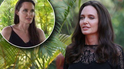 Las amargas lágrimas de Angelina Jolie al hablar de la ruptura con Brad Pitt