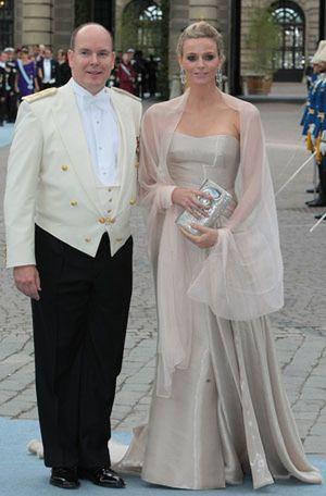 ¿Cómo irá vestida Charlene el día de su boda?
