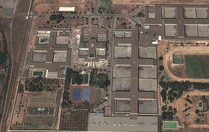 Piscinas verdes y patatales: así es la cárcel de Pantoja a vista de pájaro