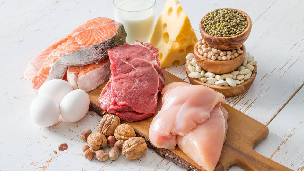 Foto: Come proteínas. (iStock)