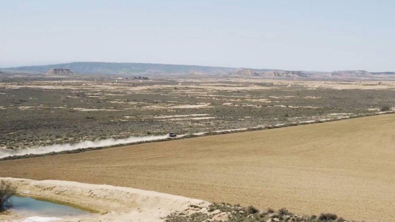 Vanitatis Road Trip: una aventura por el desierto en pleno corazón de Navarra