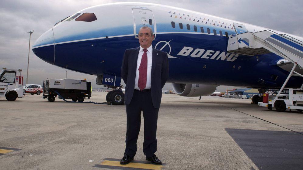 Foto: Juan José Hidalgo, presidente de Air Europa. (EFE)
