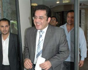 Ayman Nur, líder del partido de oposición Al Ghad, puede ser el único candidato que añada incertidumbre a los comicios.