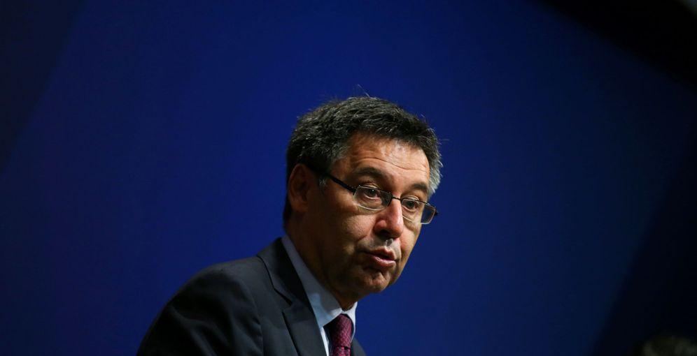 Foto: Josep María Bartomeu, en una imagen de archivo. (Reuters)