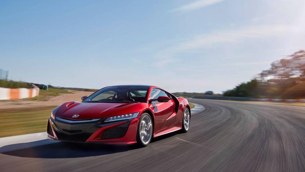 Nuevo Honda NSX, Fernando Alonso ya tiene su 'coche de empresa'