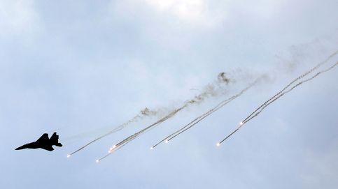 Escalada de tensión: intercambio de fuego entre la aviación israelí y el ejército sirio