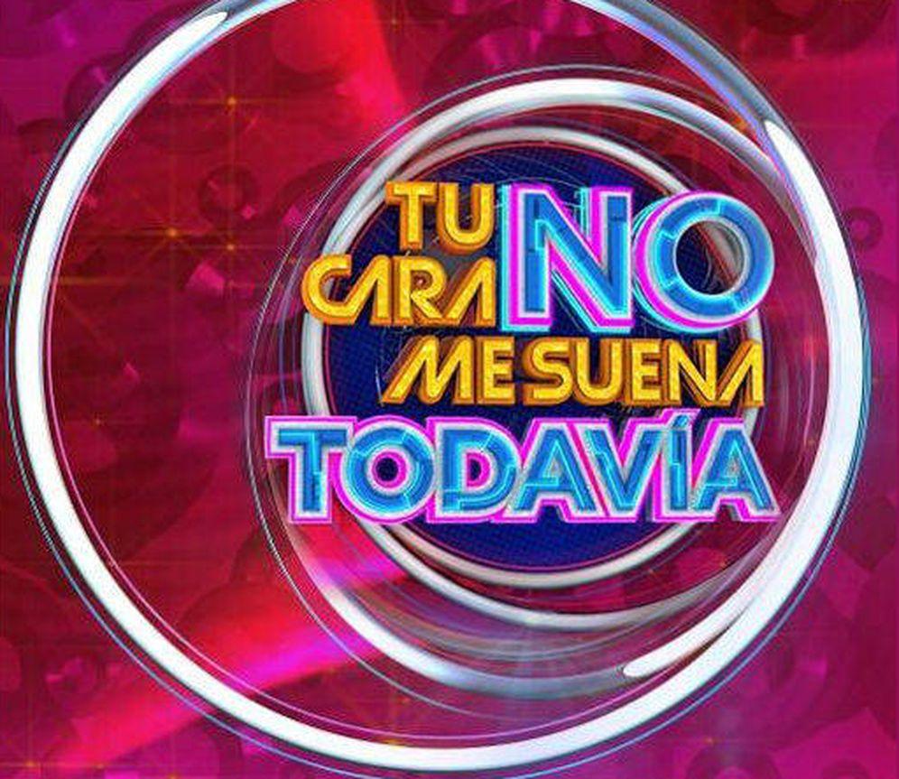 Foto: Logotipo oficial de 'Tu cara no me suena todavía'