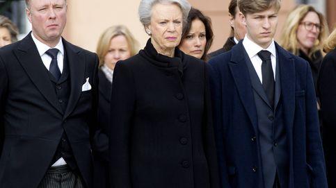 La realeza europea (y Juan Abelló) se dan cita en el funeral de Richard Sayn Wittgenstein
