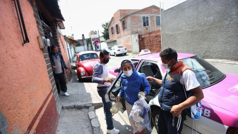 México estima que las muertes por covid podrían superar las 35.000