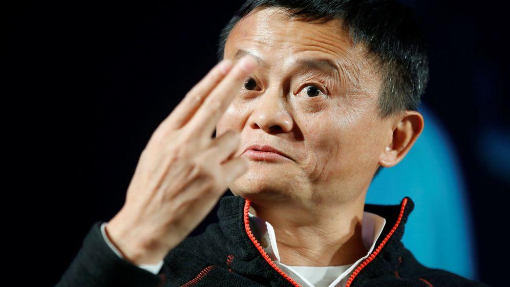 Foto: Jack Ma, fundador de Ali Baba. (Reuters)
