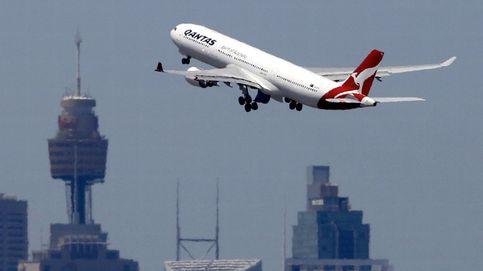 Un estudio señala los asientos del avión con más riesgo de contagio de covid-19
