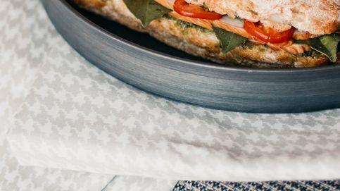 Los bocadillos ligeros que puedes cenar si no quieres perder tiempo ni saltarte la dieta