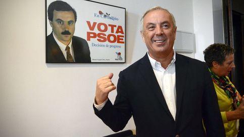 Besteiro y Vázquez, la vieja guardia del socialismo gallego se sienta en el banquillo
