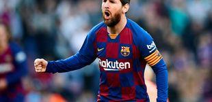 Post de La exhibición de Messi el día en que el Camp Nou estalló contra Bartomeu