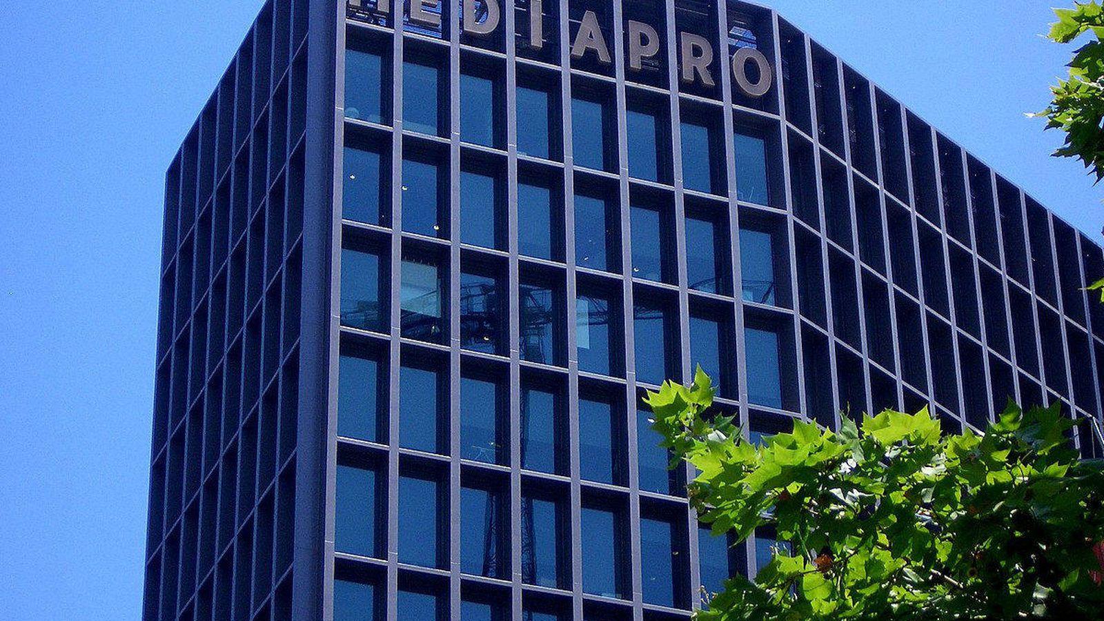 Foto: Sede de Mediapro.
