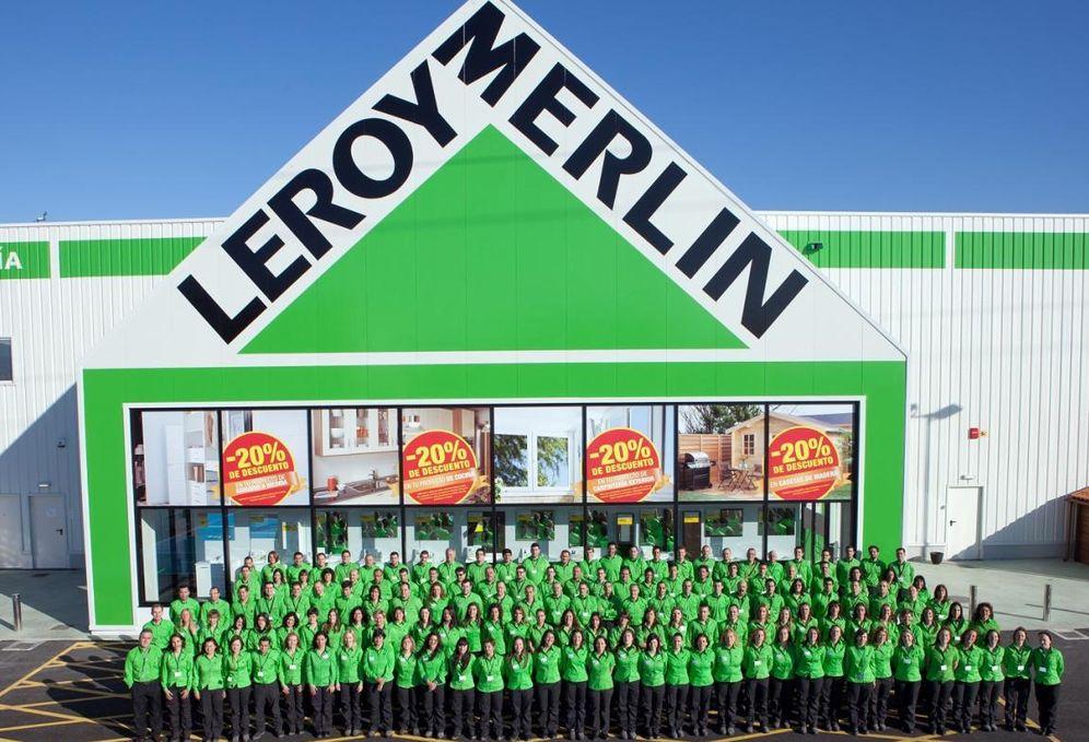 Tiendas c ntricos y online el plan de leroy merlin y - Leroy merlin barcelona ...