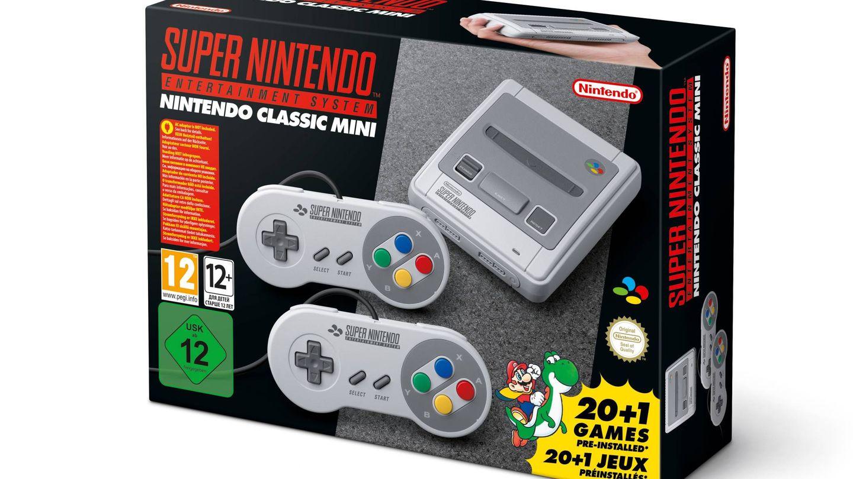 SNES Classic Mini Edition, otro producto de nostalgia (NINTENDO)