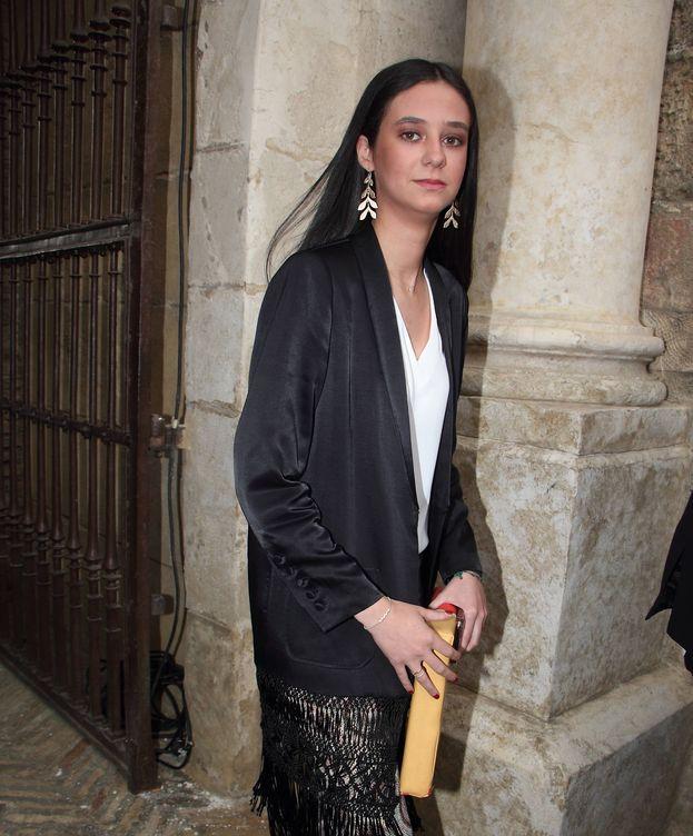 Foto: Victoria Federica en la Maestranza. (Lagencia Grosby)