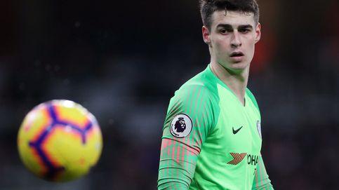 La multa a Kepa del Chelsea o cómo tocarle el bolsillo para castigarle