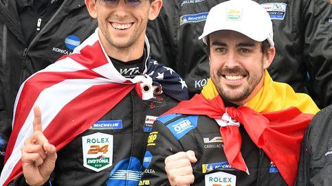 Así es el nuevo Fernando Alonso tras las sesiones con el doctor Jordan Taylor