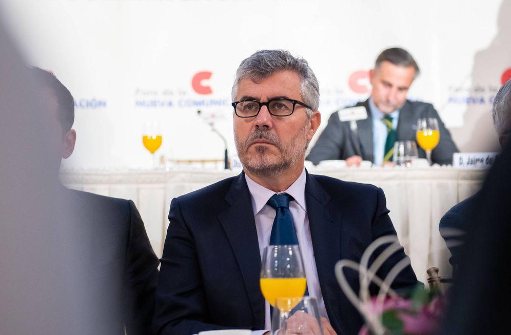 Foto: Miguel Ángel Oliver, secretario de Estado de Comunicación.