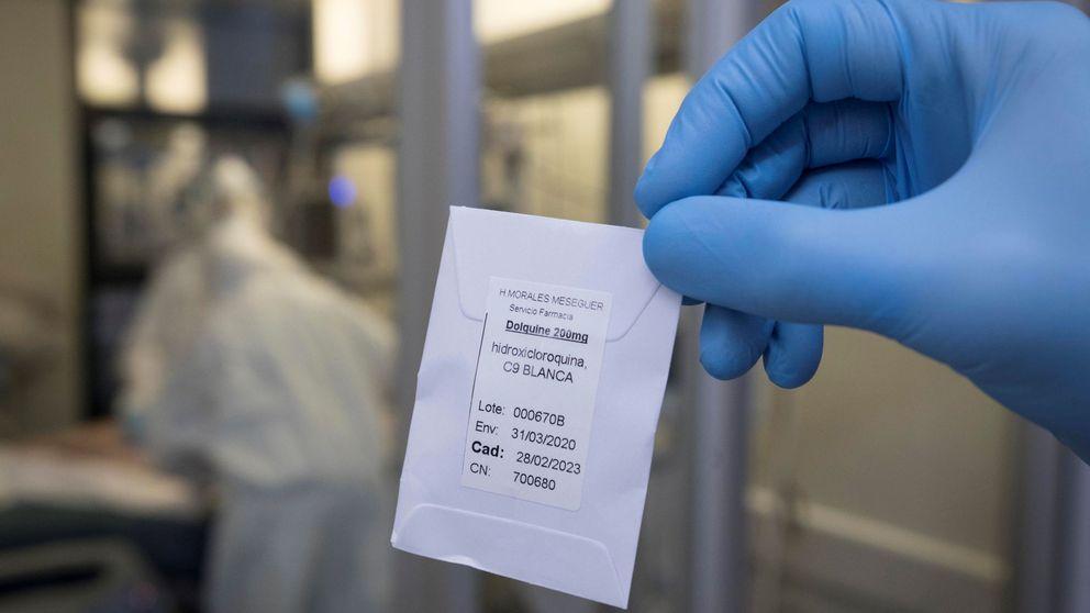 La OMS frena los ensayos con hidroxicloroquina al ver mayor mortalidad