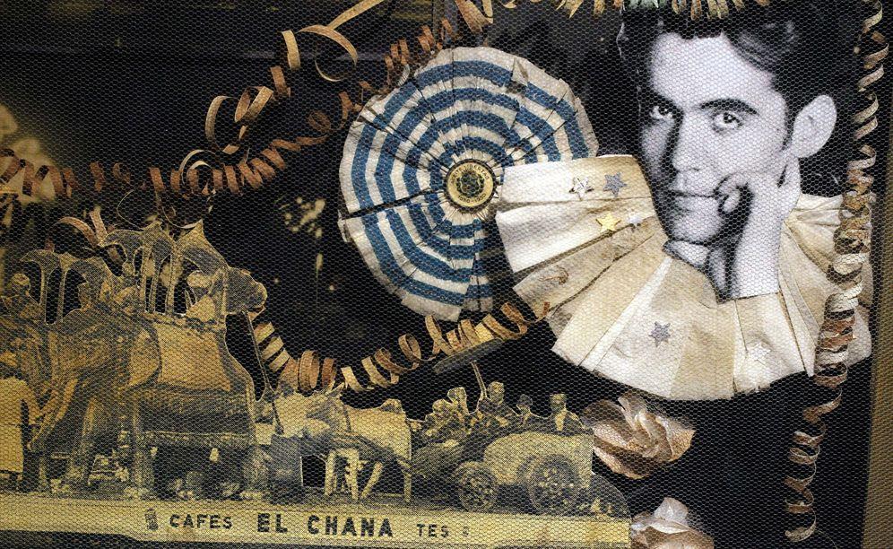Foto: Imagen de Lorca en su visita a Montevideo (Uruguay). (EFE)