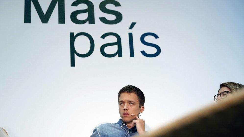 Foto: La candidatura de Íñigo Errejón centra sus propuestas en transición ecológica de economía y defensa del medio ambiente (EFE)