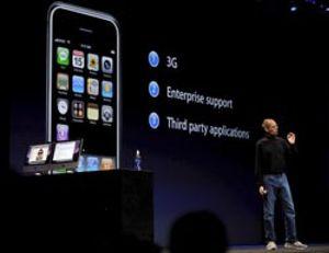 Steve Jobs presenta hoy el nuevo iPhone