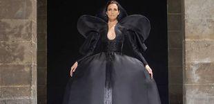 Post de Crónica Haute Couture: de Nieves Álvarez de Menina a Massive Attack