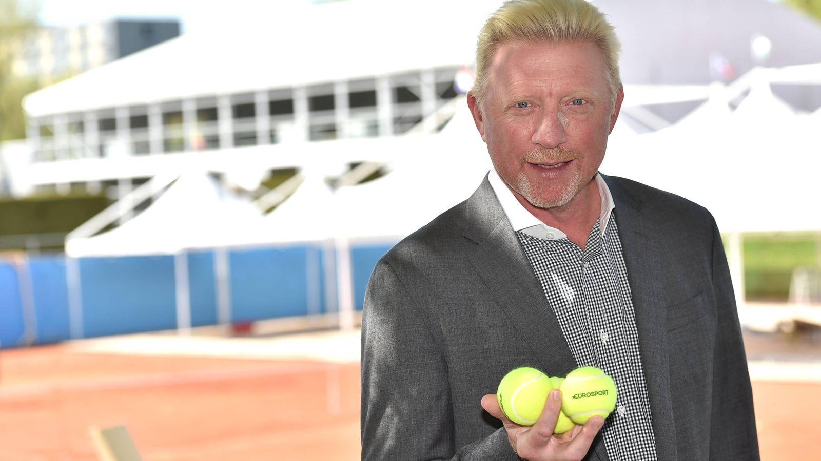 Foto: Boris Becker, en una foto tomada en Múnich. (Getty)
