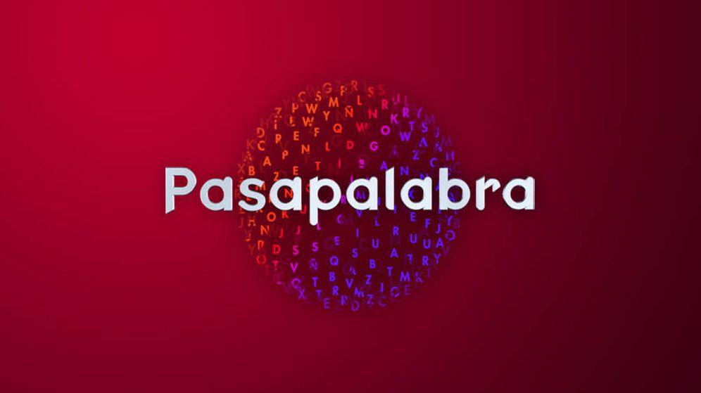 Foto: Logotipo de 'Pasapalabra'.