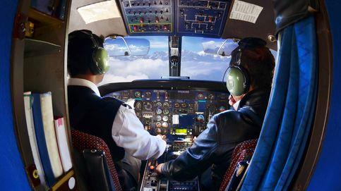 El piloto pulsó el botón equivocado. Y se lio una buena en el avión