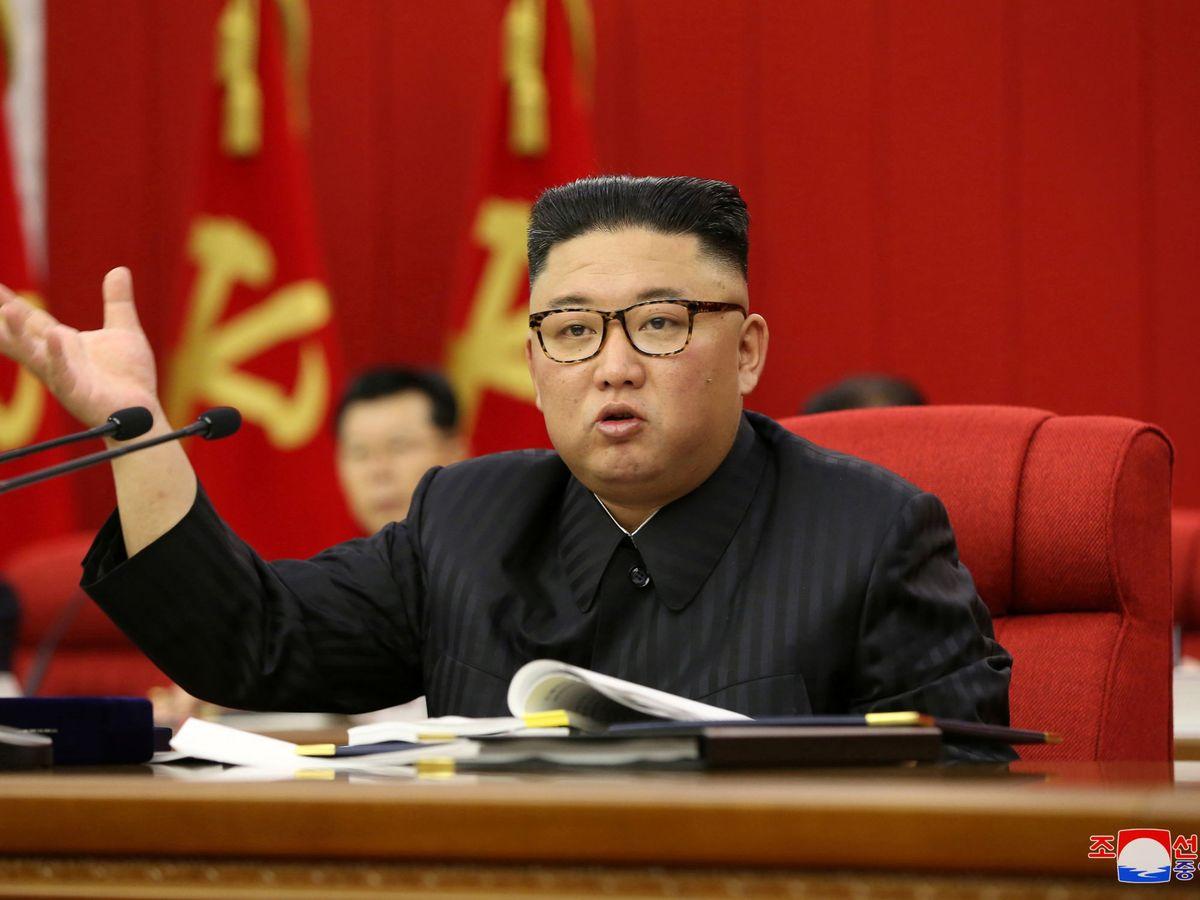 """Kim Jong-un advierte de que llegan tiempos """"difíciles"""" y """"tensos"""" para Corea del Norte"""