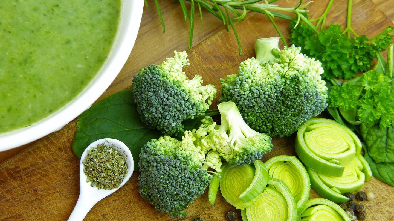 Hay muchas maneras de añadir el brócoli en nuestra dieta