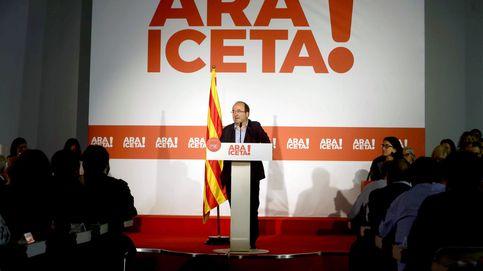 Sánchez defiende ante el PSOE el 155 e Iceta su pacto de Estado para Cataluña