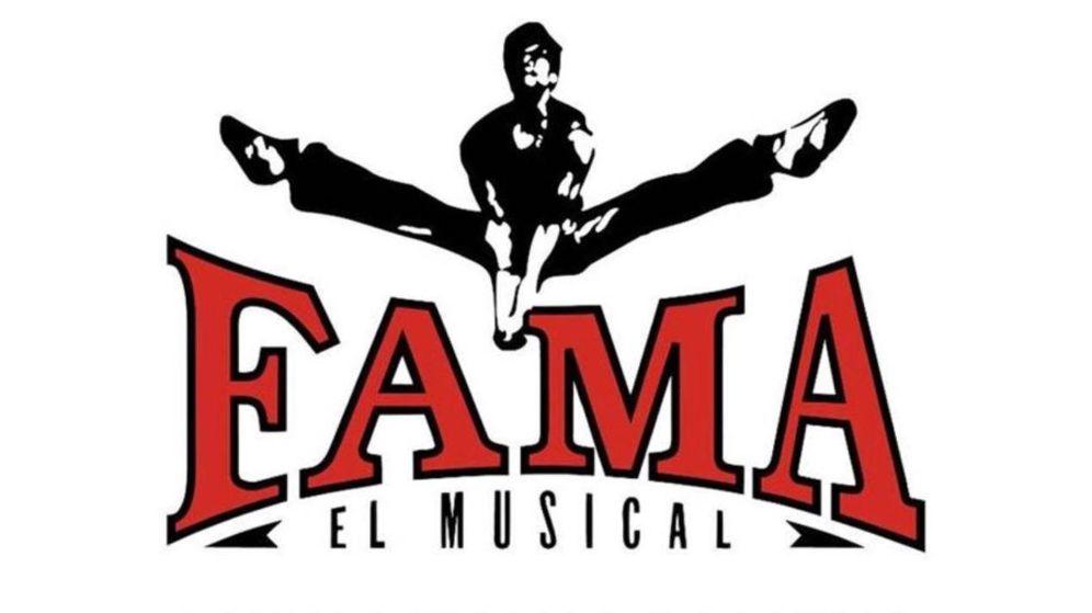 Foto: Logotipo de 'Fama, el musical'