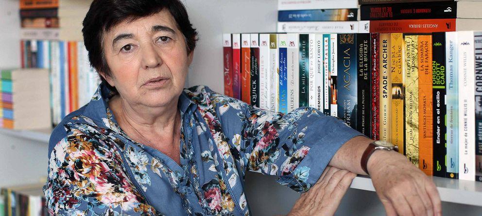 Foto: La escritora barcelonesa Ana María Moix (Efe)