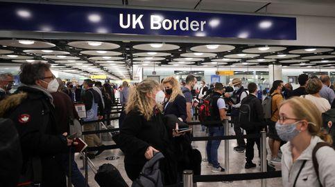 Inglaterra eliminará la cuarentena para viajeros ya vacunados de la UE y EEUU