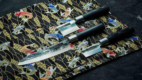 Cuchillos Samura: calidad japonesa a un precio imbatible para regalar en Navidad